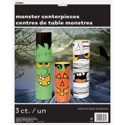 Centre de Table Halloween Monsters