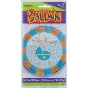 Ballon Hélium Baby Shower garçon