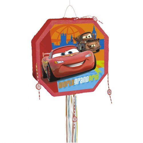 Pull Pinata dépliable Cars The Movie