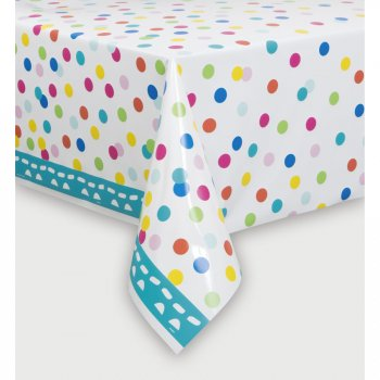 Nappe Happy Birthday Confetti