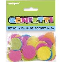 Contient : 1 x Maxi Confettis Multicolores
