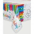 Nappe Happy Birthday Rainbow