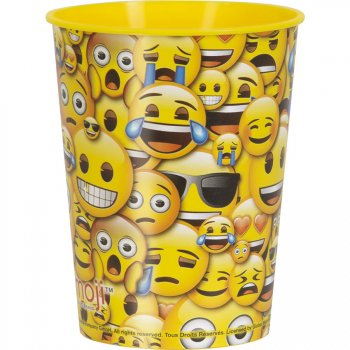 Grand Gobelet Emoji Fun (47 cl) - Plastique