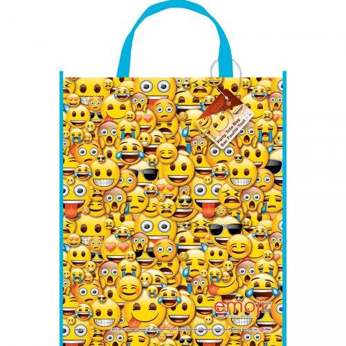 Sac cabas Emoji Smiley (33 cm)