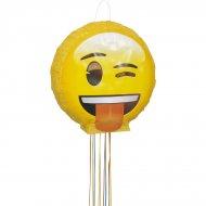 Pull Pinata Emoji Smiley