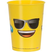 Grand Gobelet Emoji Cool (47 cl) - Plastique