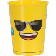 Grand Gobelet Emoji Cool (30 cl) - Plastique