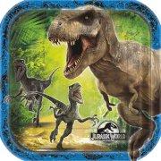 8 Petites Assiettes Jurassic World