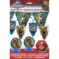 Contient : 1 x Set Déco Jurassic World
