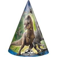 Contient : 1 x 8 Chapeaux Jurassic World