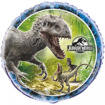 Ballon à Plat Jurassic World