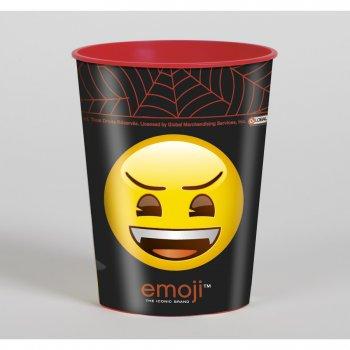 1 Gobelet Emoji Halloween (30 cl) - Plastique