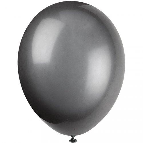 50 Ballons Noir (30 cm)