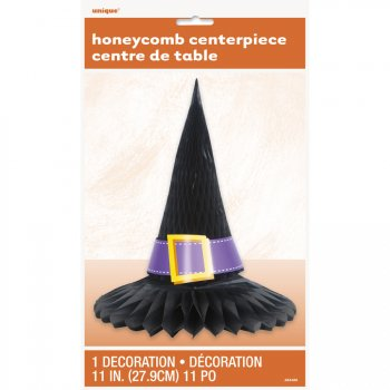 Centre de Table Chapeau de Sorcière (27 cm)