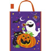 Grand Sac Cadeau Halloween Friends (38 cm)