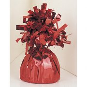 Poids pour Ballon Hélium (13 cm) - Rouge