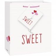1 Petit Sac Cadeaux Coeur Sweet