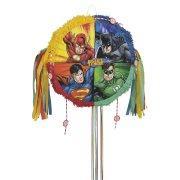 Pull Pinata dépliable Justice League (48 cm)