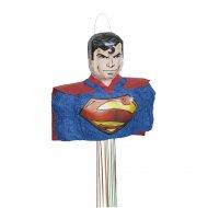 Pull Pinata Superman 3D (40 cm)