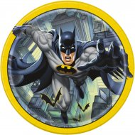 8 Assiettes Batman DC