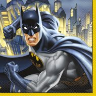16 Serviettes Batman DC