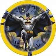 8 Petites Assiettes Batman DC
