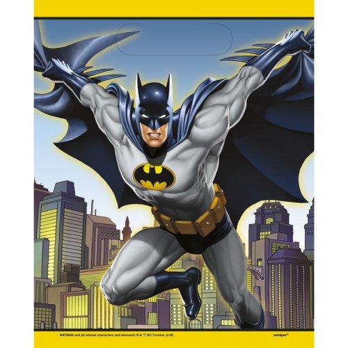 8 Pochettes à cadeaux Batman DC