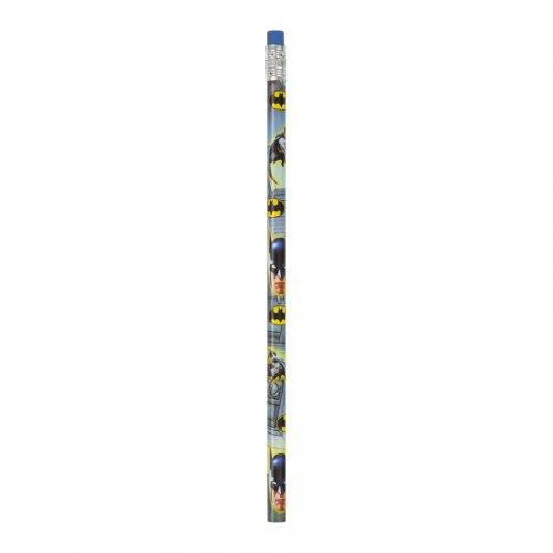 8 Crayons à papier Batman DC