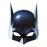 8 Masques Batman - Carton