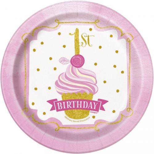 8 Petites Assiettes 1 An Princesse