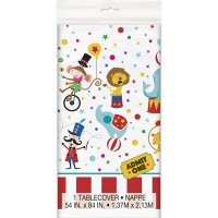 Contient : 1 x Nappe Happy Circus