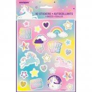 92 Stickers Licorne Magique
