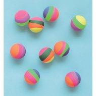8 Balles rebondissantes Rainbow Fun