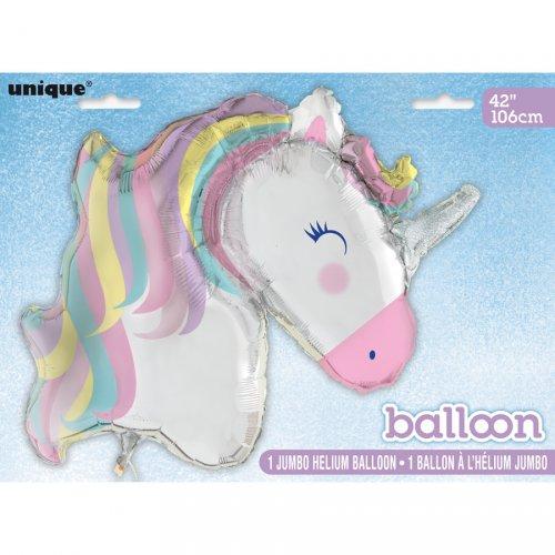 Ballon Géant Licorne Kawaïï (102 cm)