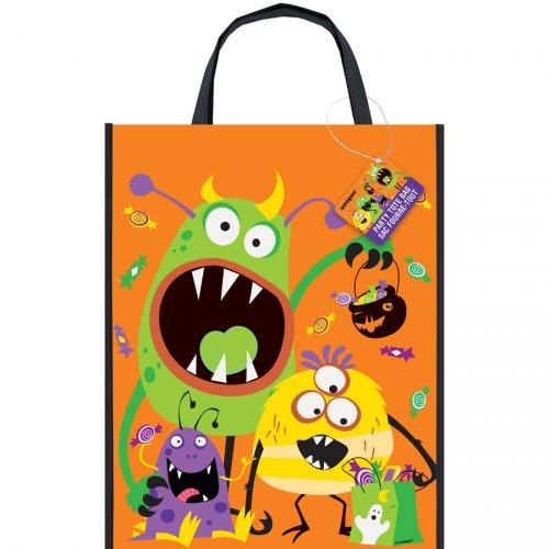 Grand Sac à Bonbons Halloween Monsters