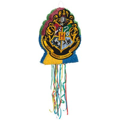 Pull Pinata Harry Potter Poudlard (51 cm)