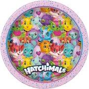 8 Assiettes Hatchimals