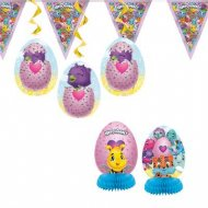 Kit 7 Décorations Hatchimals