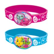4 Bracelets Hatchimals - Silicone
