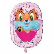 Ballon Géant Hatchimals Tigre (86 cm)