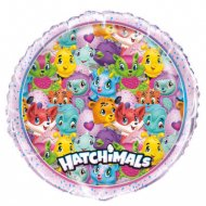 Ballon à Plat Hatchimals