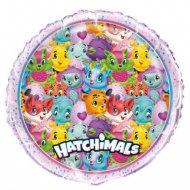 Ballon Gonflé à l'Hélium Hatchimals