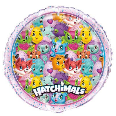 Ballon Hélium Hatchimals