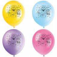 8 Ballons Hatchimals