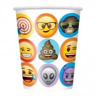 8 Gobelets Emoji Celebration