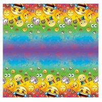 Contient : 1 x Nappe Emoji Rainbow