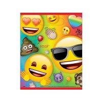 Contient : 1 x 8 Pochettes à cadeaux Emoji Rainbow