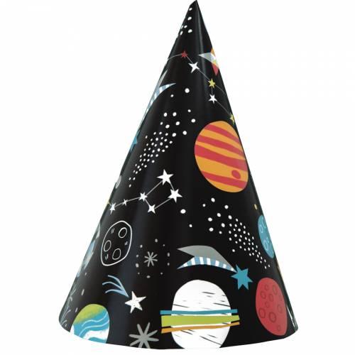 8 Chapeaux Cosmos Party
