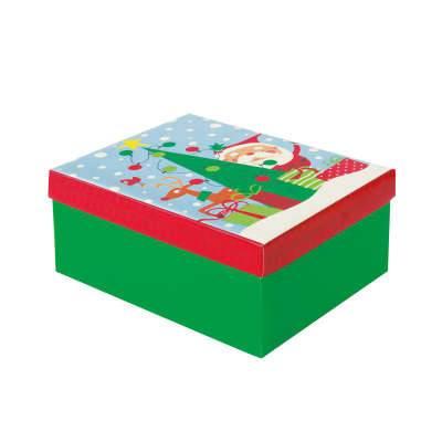 Boîte Cadeaux de Noël