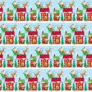 Rouleau de Papier Cadeau Noël - 1,50 m